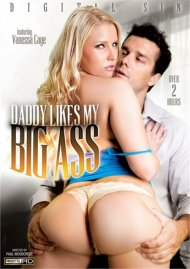 Daddy Likes My Big Ass DVD Image from Manipulative Media.