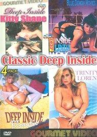 Classic Deep Inside 4-Pack Porn Movie