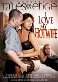 I Love My Hot Wife DVD Image from New Sensations.