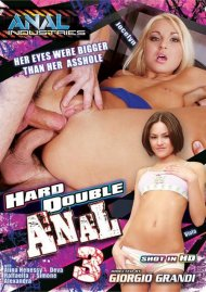 Hard Double Anal 3 Porn Movie