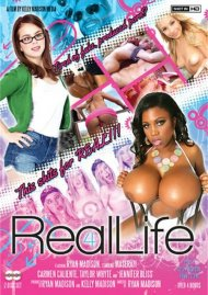 Real Life Part 4 DVD Image from Porn Fidelity.