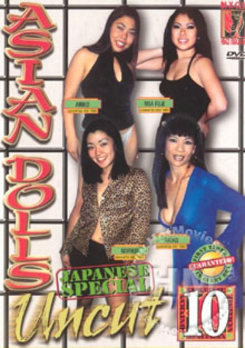 Asian Dolls Uncut Vol. 10