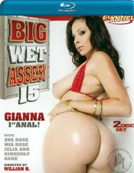Big Wet Asses #15 Blu-ray