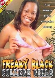 Freaky Black College Girls Porn Movie