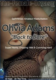 "Femorg: Olivia Adams ""Back To Bare"" Porn Video"