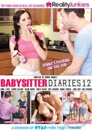 Babysitter Diaries 12 HD Porn Video