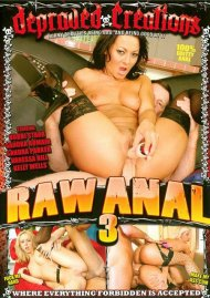 Raw Anal 3 Porn Movie