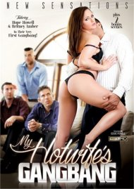 My Hotwife's Gangbang DVD Image from New Sensations.