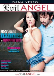 Devious Daddies & Daughters DVD Image from Evil Angel.