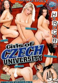 Girls of Czech University Porn Video