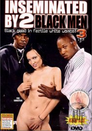 Inseminated By 2 Black Men #3 Porn Video
