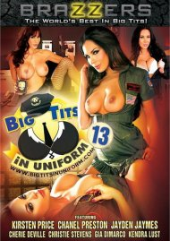 Big Tits In Uniform 13 DVD Image from Brazzers.