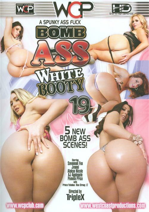Bomb ass white booty dvd