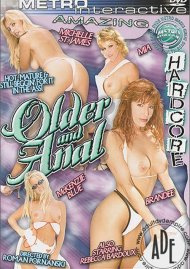 Older and Anal Porn Video