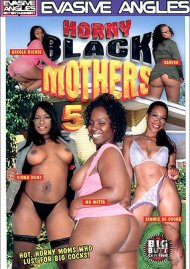 Horny Black Mothers 5 Porn Video
