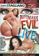 Buttman's Evil Live Porn Video