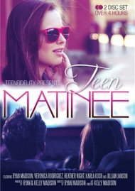 Teen Matinee DVD Image from Porn Fidelity.
