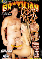 Brazilian Cock Freak Porn Movie