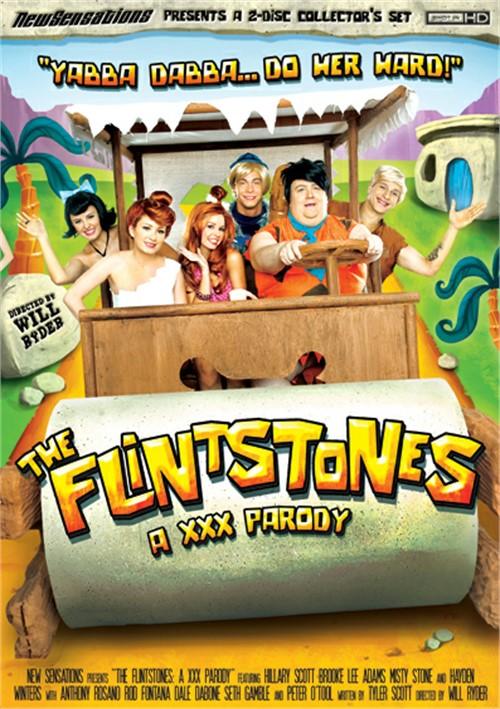 Flintstones, The: A XXX Parody