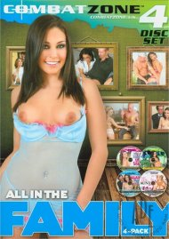 All In The Family 4-Pack Porn Movie