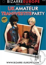Bizzare Europe- UK Amateur Transvestite Party Porn Video