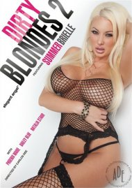 Dirty Blondes 2 DVD Box Cover Image
