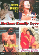 Mothers Family Love 4-Pack Porn Movie