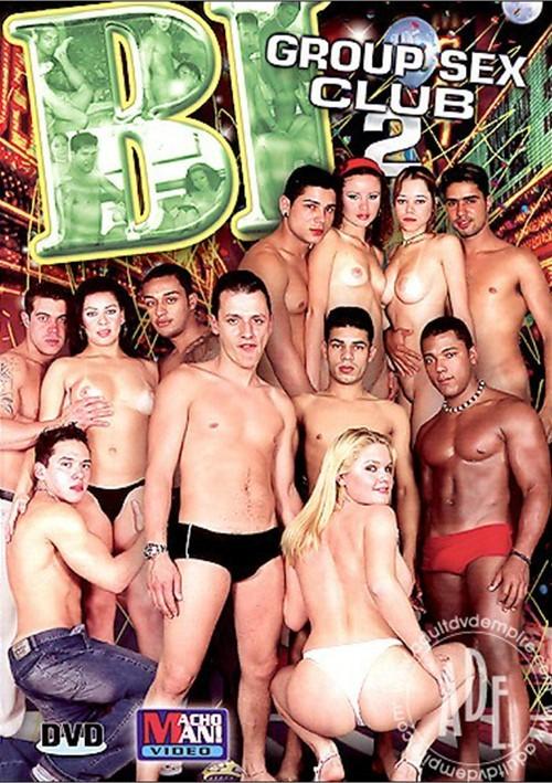 Бесплатные фильмы. Клуб бисексуального группового секса 2 / Bi Group Sex C