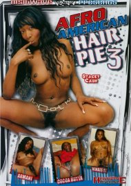 Afro American Hair Pie 3 Porn Movie