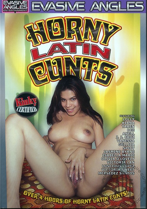 Horny Latin Cunts image