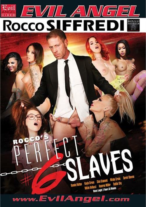 Идеальные Рабыни Рокко #6 / Rocco's Perfect Slaves #6 (2015) DVDRip