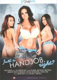 Just A Handjob, Right? DVD Image from Nuru Massage.
