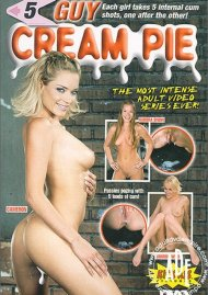 5 Guy Cream Pie Porn Movie