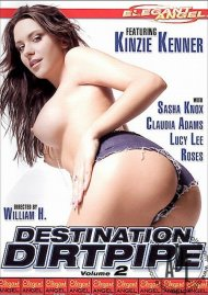 Destination Dirtpipe Vol. 2 DVD Image from Elegant Angel.