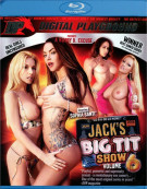 Jacks Playground: Big Tit Show 6 Blu-ray