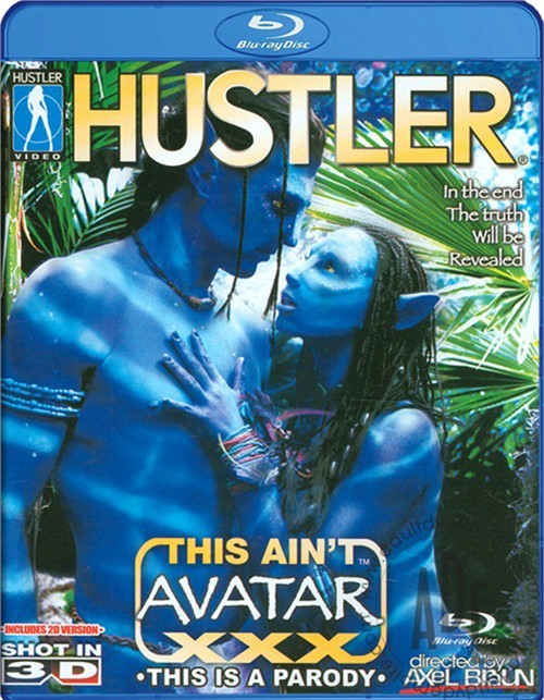 This Aint Avatar XXX  3-D