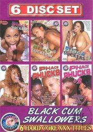 Black Cum Swallowers (6-Pack) Porn Movie