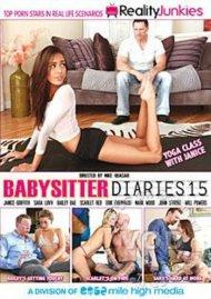Babysitter Diaries 15 Porn Video