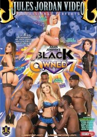 Black Owned 7 DVD Image from Jules Jordan Video.