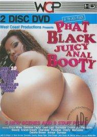 Phat Black Juicy Anal Booty Porn Movie
