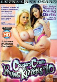 Cougars Crave Young Kittens #10 Porn Video