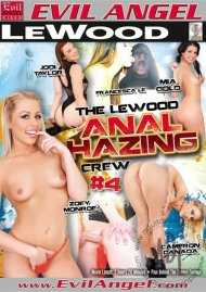 Le Wood Anal Hazing Crew #4, The Porn Video