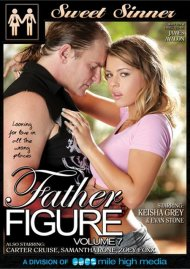 Father Figure Vol. 7 DVD Image from Sweet Sinner.