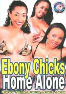Ebony Chicks Home Alone Porn Movie