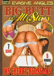 Big Butt All Stars: Ms. Cherry Blossoms Porn Movie