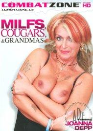 MILFS, Cougars, & Grandmas Porn Video
