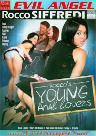 Young Anal Lovers Porn Video