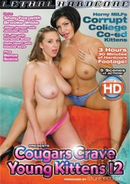 Cougars Crave Young Kittens #12 Porn Video