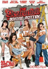 Destruction Of Bonnie Rotten, The Porn Video
