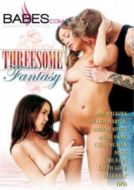 Threesome Fantasy DVD Image from Babes.